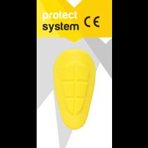 OCHRANIACZ BIODER PRO-TEC SW-267 YELLOW OS (2 SZTUKI)