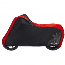 POKROWIEC HELD DO GARAŻOWANIA NA MOTOCYKL STRETCH INDOOR BLACK/RED L