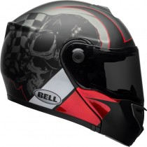 KASK BELL SRT MODULAR HART LUCK CHARCOAL/WHITE/RED