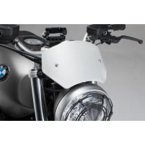 SZYBA MOTOCYKLOWA BMW R NINE T SCRAMBLER (16-) SILVER SW-MOTECH