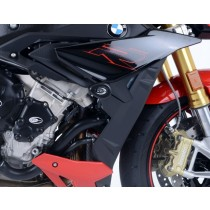 CRASH PADY AERO BMW S1000R (17-) BLACK