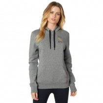 BLUZA FOX LADY Z KAPTUREM ROSEY HEATHER GRAPHITE S