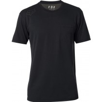 T-SHIRT FOX REDPLATE 360 AIRLINE BLACK L