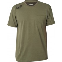 T-SHIRT FOX REDPLATE 360 AIRLINE FATIGUE GREEN M