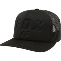 CZAPKA Z DASZKIEM FOX JUNIOR FOAMING AT THE MOTH SNAPBACK BLACK OS
