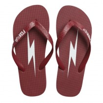 JAPONKI FOX LADY THROTTLE MANIAC FLIP FLOP DARK RED M (ROZM. 39/41)