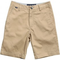 SPODENKI FOX JUNIOR ESSEX DARK KHAKI Y24