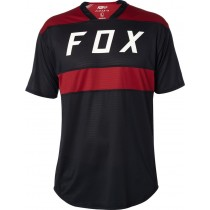 T-SHIRT FOX FLEXAIR BLACK M