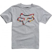 T-SHIRT FOX JUNIOR HERETIC LIGHT HEATHER GREY YM