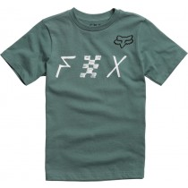 T-SHIRT FOX JUNIOR MIND BLOWN EMERALD YL