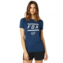 T-SHIRT FOX LADY LISTLESS LIGHT INDIGO XS