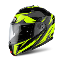 KASK AIROH PHANTOM S EVOLVE YELLOW GLOSS