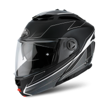 KASK AIROH PHANTOM S SPIRIT BLACK MATT