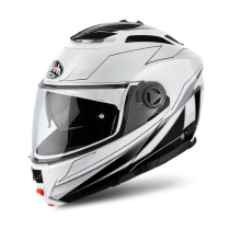 KASK AIROH PHANTOM S SPIRIT WHITE GLOSS
