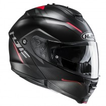 KASK HJC IS-MAX II DOVA BLACK/RED