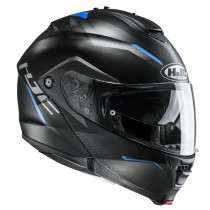 KASK HJC IS-MAX II DOVA BLACK/BLUE