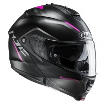 KASK HJC IS-MAX II DOVA BLACK/PINK