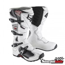 Buty crossowe FOX COMP 5 WHITE