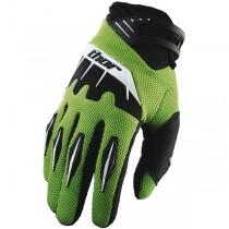 Rękawice Thor SPECTRUM Green rozmiar XS