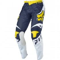 Spodnie motocyklowe FOX 180 RACE SE PANT WHITE/YELLOW rozmiar 36/XL