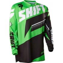 Bluza motocyklowa Shift Assualt Green