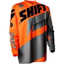 Bluza motocyklowa Shift Assualt Orange rozmiar M