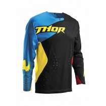 Bluza MX CROSS THOR CORE AIR Black/Multi rozmiar L