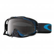 Gogle Oakley CROWBAR MX Distress Tagline Stilth Blue w/Dark Grey