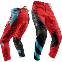 Spodnie MX cross THOR FUSE AIR RED/BLUE rozmiar 32