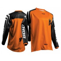 Bluza MX CROSS THOR SECTOR ZONE ORANGE rozmiar L