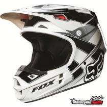 Kask FOX V1 Race Black rozmiar S