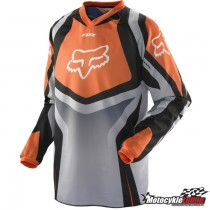 Bluza FOX 180 HC RACE Orange rozmiar S