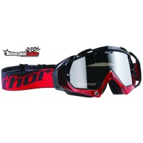 Gogle Thor HERO Red/Blk