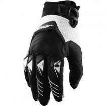 Rękawice motocyklowe Thor MX DEFLECTOR BLACK rozmiar S