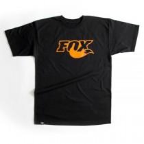 Koszulka Fox Ride Black/Orange Tee rozmiar M