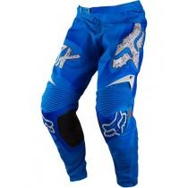 Spodnie motocyklowe FOX 360 Flight Blue rozmiar 36/XL