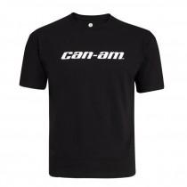 Koszulka T-shirt CAN-AM LOGO rozmiar XL