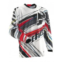 Bluza MX CROSS THOR VENTED PHASE WIRED Red rozmiar L