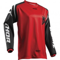 Bluza MX CROSS THOR SECTOR ZONE RED rozmiar L