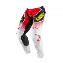 Spodnie SHIFT STRIKE Red rozmiar 38