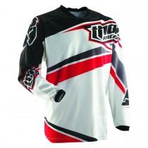 Bluza motocrossowa Thor PRIME SLICE Red rozmiar L