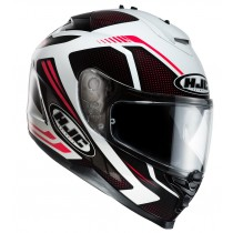 Kask HJC IS-17 SPARK WHITE/BLACK/RED rozmiar M