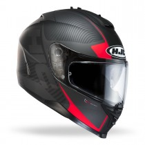 KASK MOTOCYKLOWY HJC IS-17 MISSION BLACK/RED