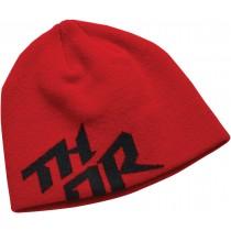 Czapka zimowa Thor STACKED RED