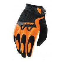 Rękawice Thor SPECTRUM Orange S15 rozmiar S
