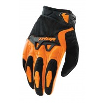 Rękawice Thor SPECTRUM Orange S15 rozmiar XXL