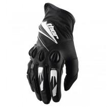 Rękawiczki motocyklowe Thor Insulator MX Black rozmiar XXL