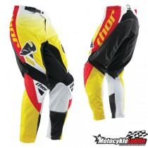 Spodnie Thor PHASE STREAK YELLOW rozmiar 28/XS