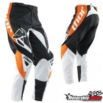 Spodnie Thor PHASE STREAK ORANGE rozmiar 28/XS