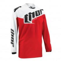 Bluza Thor PHASE TILT RED rozmiar L